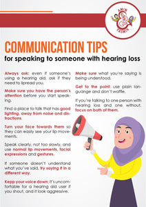 11 Tips to Help You Communicate with a Deaf Person More Effectively