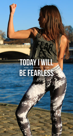 Today i will be fearless