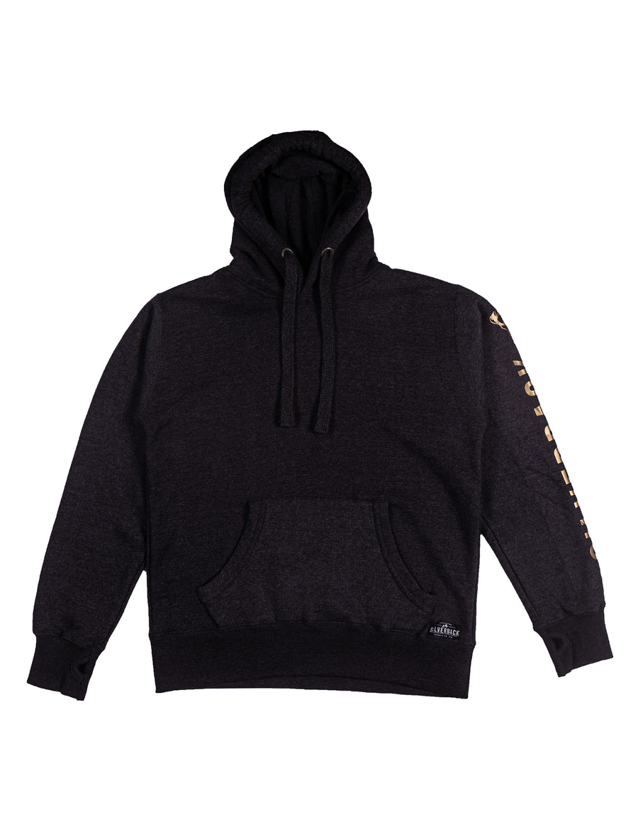 Logo pull over hoody