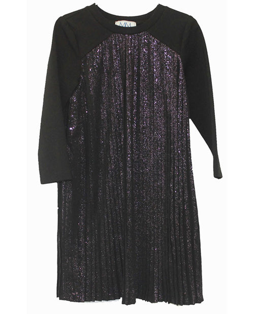 MeMe Black Sparkles Dress