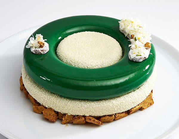 Esti Garcia Savour Patissier of the Year 2018 Entremet Cake