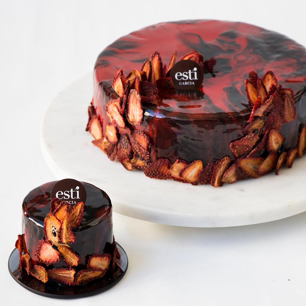 The Red Back Chocolate Cake