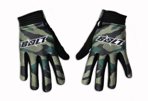 Bolt Everywear Youth Camo Gloves