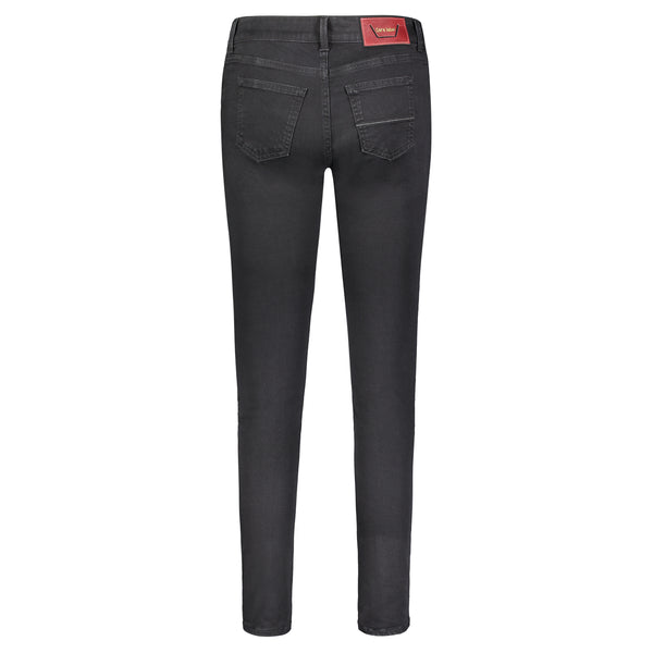 Care Label Black Cigar Jean