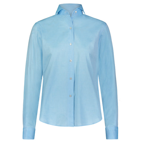 Fray Press Button Down Long Sleeve Shirt