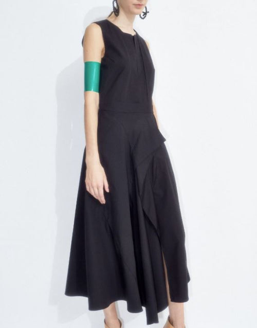 Christian Wijnants Sleveless Flared Midi Dress