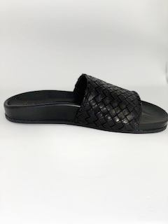 Arezzo Woven leather Sandal