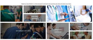 Medsales Launches New Website | Medsales