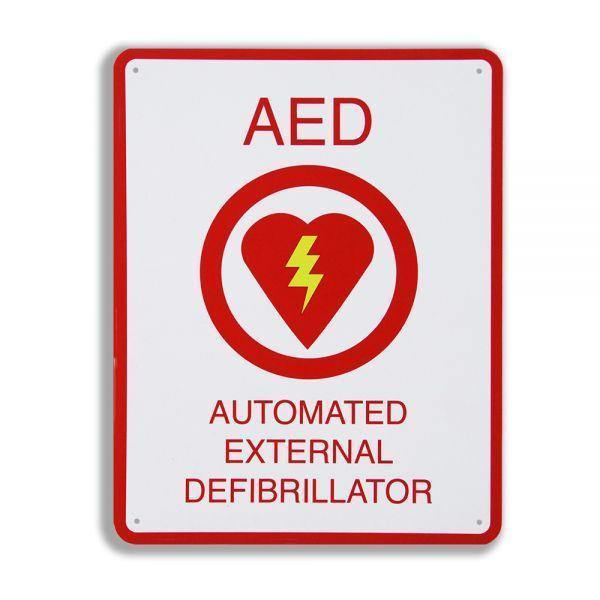 AED Wall Sign - Medsales