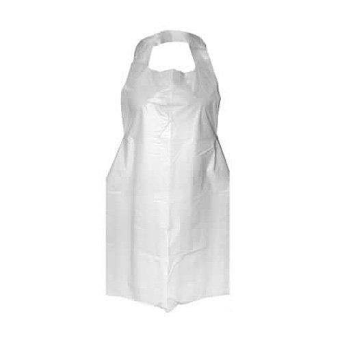 Apron Disposable White 710x1320mm - Box100 - Medsales