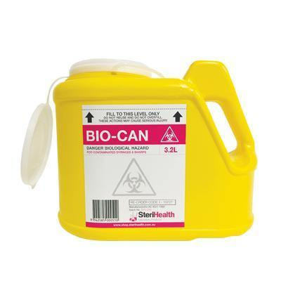 BIO-CAN Sharps Container 3.2L - Medsales