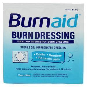 Burnaid Dressing - Medsales