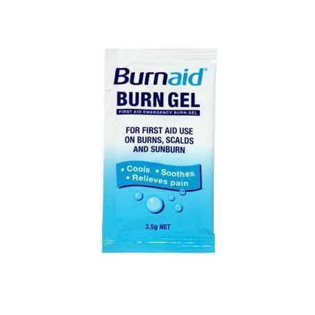 Burnaid Gel 3.5g Sachet - Medsales