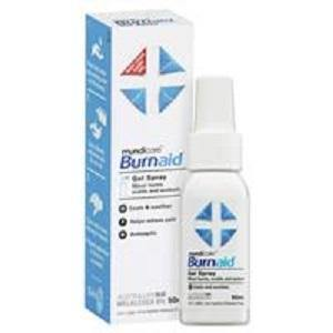 Burnaid Gel 50ml Spray - Medsales