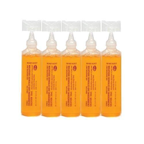 Chlorhexidine 0.2% Irrigation Solution 30ml - Medsales