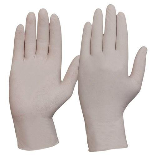 Disposable Natural Latex P/F Gloves - Medsales