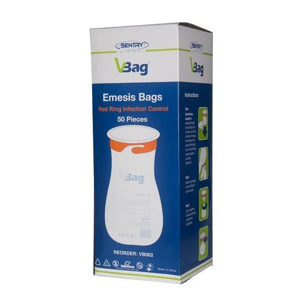 Embag Emesis Bags Box 50 - Medsales