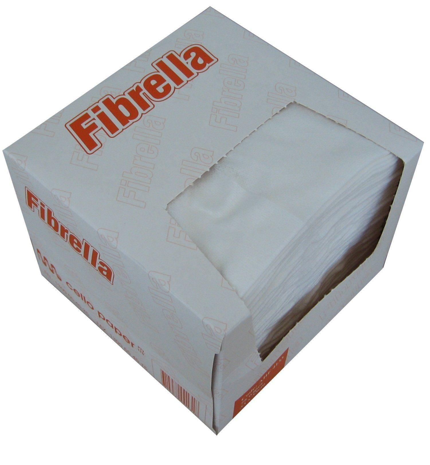 Fibrella Q Fold Soft Cloth 33x33cm Box 75 - Medsales