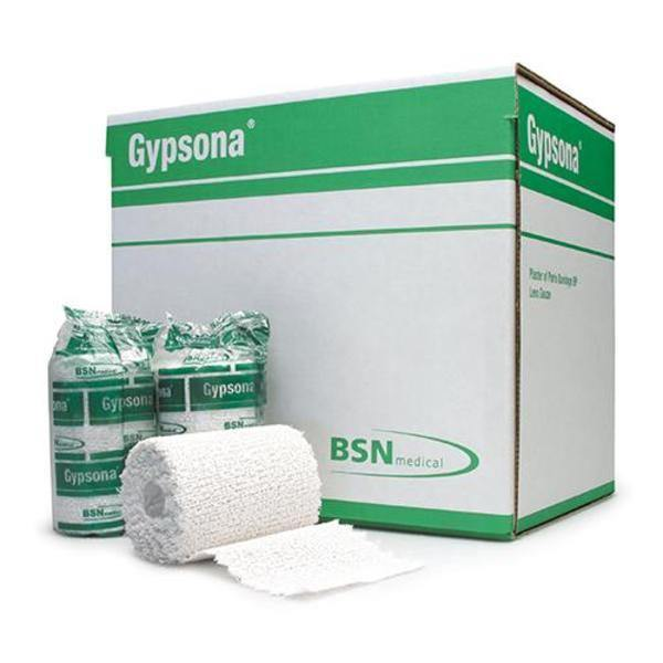GYPSONA BP Plaster of Paris Bandage 20cm x 3.5m - Medsales