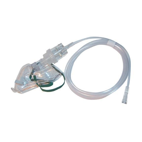 Nebuliser Mask with Tubing & Nebuliser Paed Box 50 - Medsales