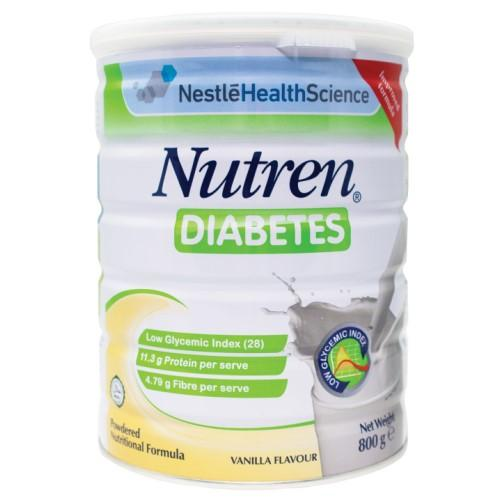 Nutren Diabetes RTD 4 x 200ml - Medsales