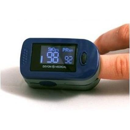Pulse Oximeter Digital Finger Tip - Medsales