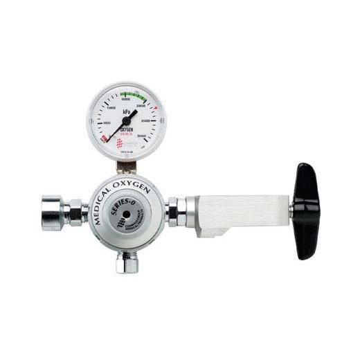 Regulator Oxygen - Pin Indexed Yoke - Medsales