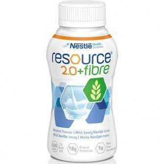 Resource 2.0 Fibre-Neutral 200ml Bottle - Ctn 24 - Medsales