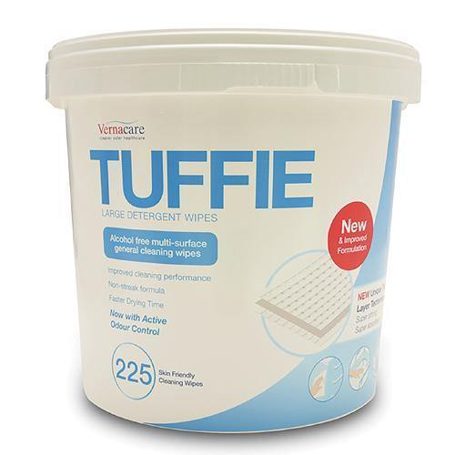 Tuffie Surface Detergent Wipes - Medsales