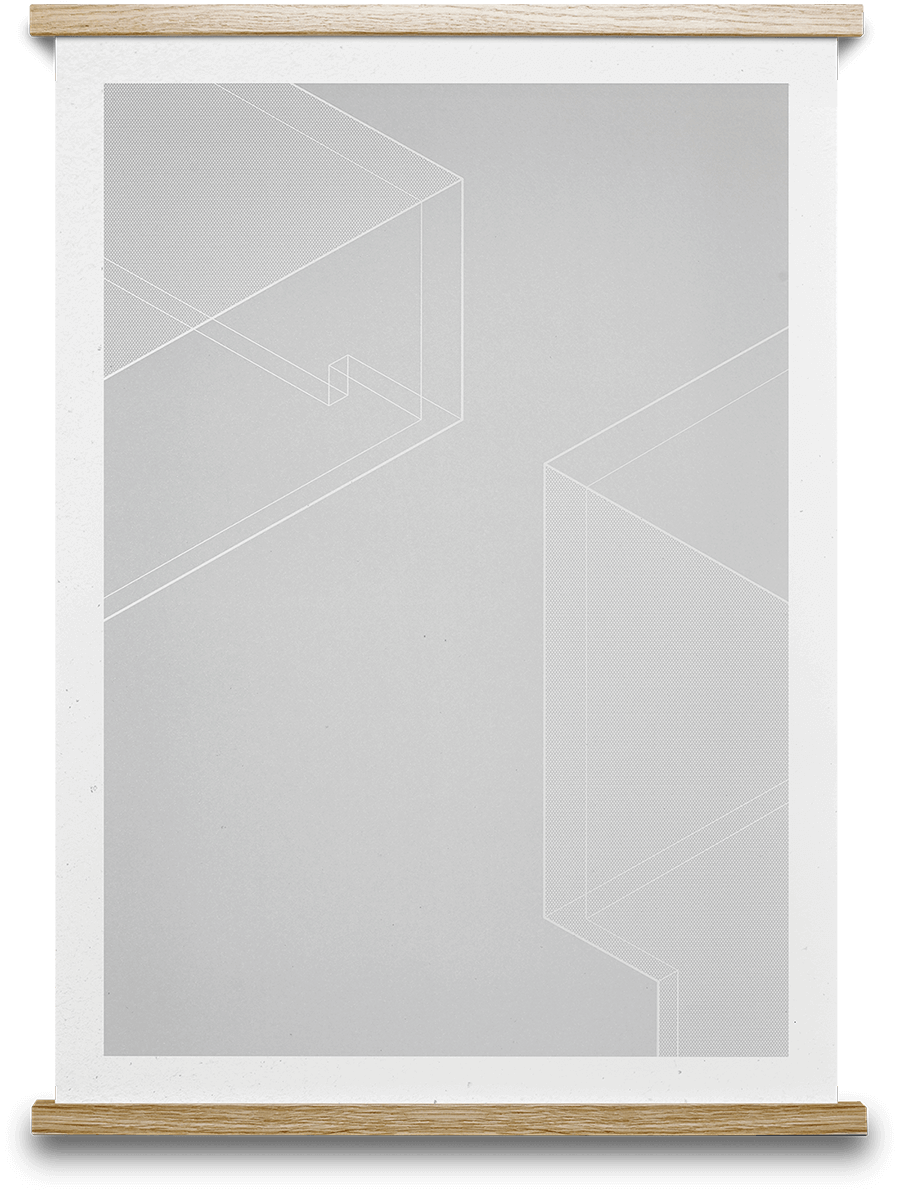 Light Projection 01 Norm Architects 50 x 70 cm