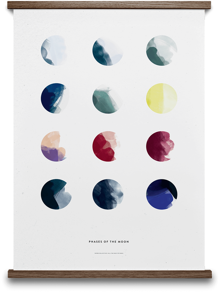 Moon Phases All The Way To Paris