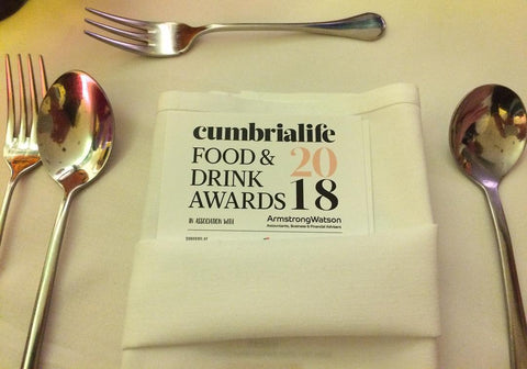 Cumbria Life Food & Drink Awards