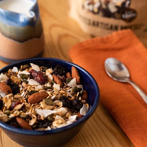 The Artman Classic - Toasted Artisan Muesli - Small batch - Made from scratch