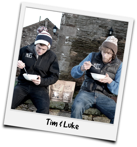 Tim and Luke Lakeland Mues