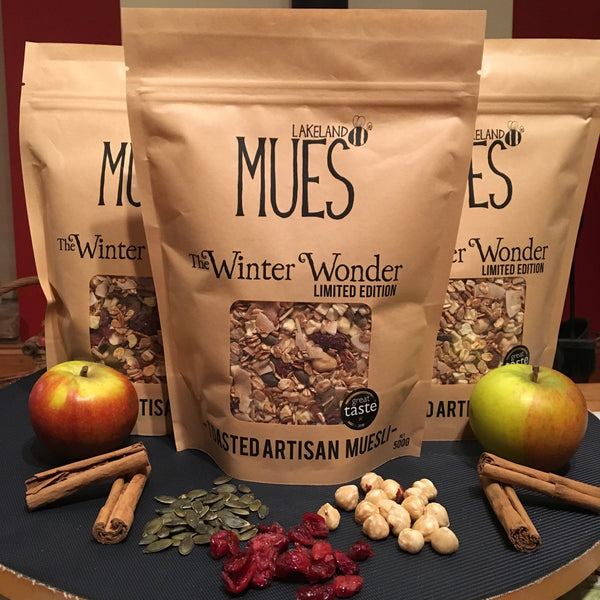 The Winter Wonder Toasted Muesli