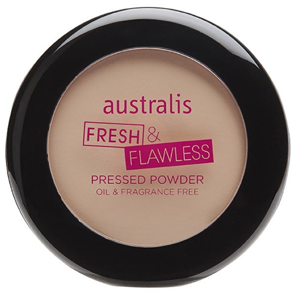 Australis Fresh and Flawless Pressed Powder