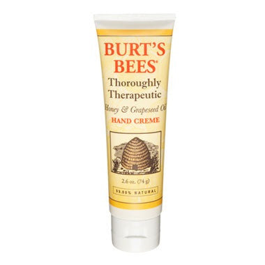 Burt's Bees Thoroughly Therapeutic Honey & Grapeseed Oil Hand Cream