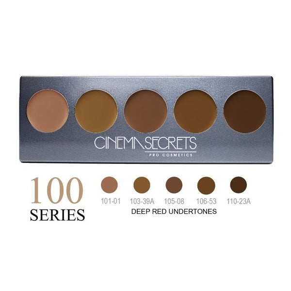 Cinema Secrets 100 Series Ultimate Foundation 5-IN-1 PRO Palette