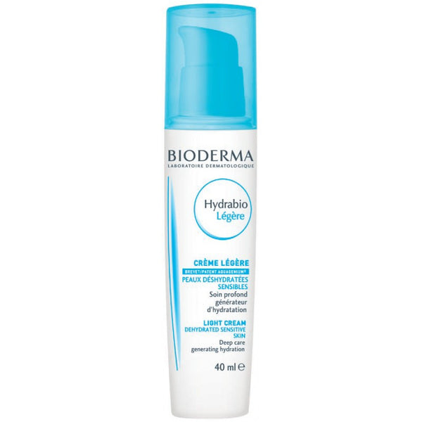 Bioderma Hydrabio Light Moisturising Cream