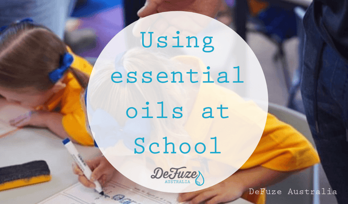 How to Safely Diffuse Essential Oils in the Classroom