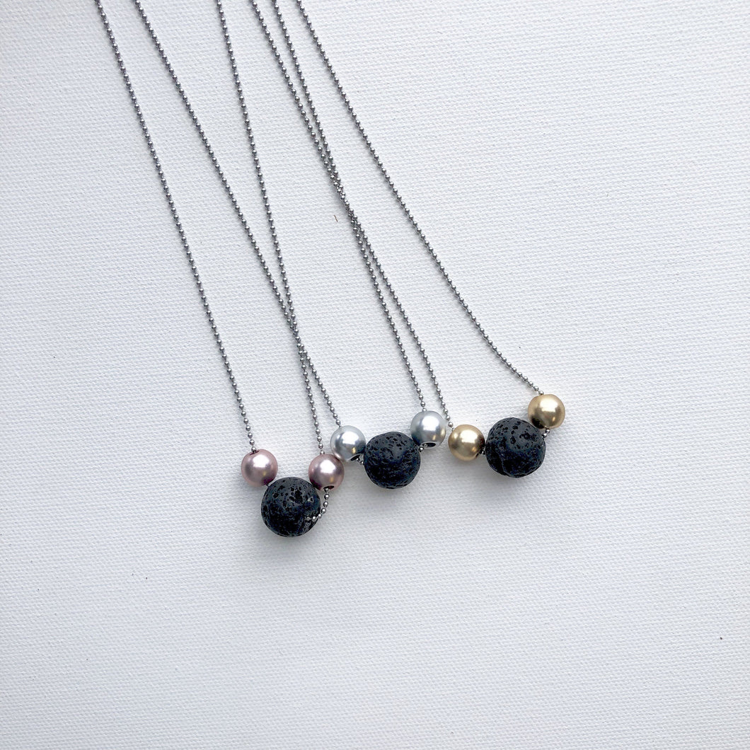 Day and Night Necklace - Necklaces - DeFuze Australia