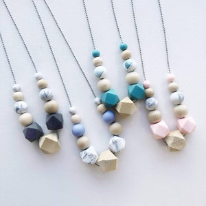 Geo Necklace - Necklaces - DeFuze Australia