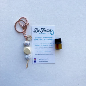 Keyring Corporate Gift (10pc) - Bag Tags - DeFuze Australia