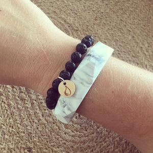 Stacking Bangle - Bracelets - DeFuze Australia