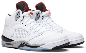 Air Jordan 5 Retro 'White Cement'