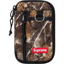 Supreme FW19 Small Zip Pouch - Tree Camo