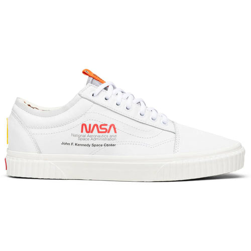 NASA x Vans Old Skool 'Space Voyager' True White