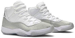Air Jordan 11 Retro White Metallic Silver (Women's)