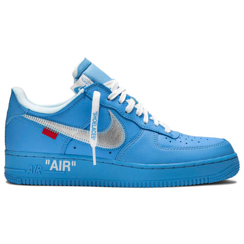 Off-White x Nike Air Force 1 Low '07 'MCA University Blue'