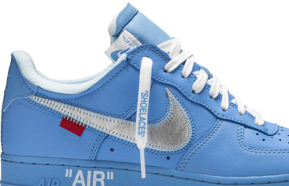 Off-White x Nike Air Force 1 Low '07
